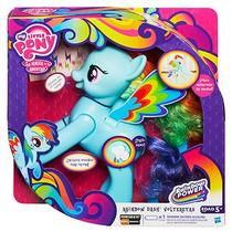 My Little Pony Mi Pequeño Pony Rainbow Dash Volteretas Hasbr