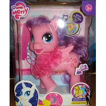 Muñeco Mi Pequeño Pony 22 Cms Con Luz Y Sonido