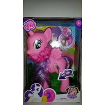 Hermosa Pony, My Little Poni Con Luz Y Sonido, Super Grande