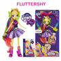 My Little Pony Equestria Girls Rainbow Dash Fluttershy