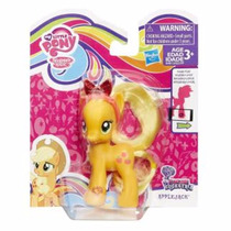 My Little Pony Nuevo Explore Equestria Applejack Hasbro