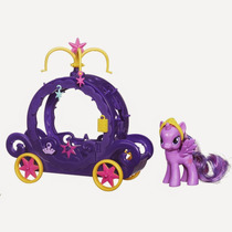 My Little Pony Set Carroza Cutie Mark Magic Twilight Sparkle