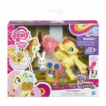 My Little Pony Fluttershy Recolecta Flores, Artic. Hasbro
