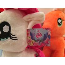 Mi Pequeño Pony De Peluche Con Sonido 35 Cm My Little Pony