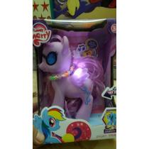 Mi Pequeño Pony Con Luz Y Musica