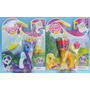 My Little Pony Rarity O Apple Jack 10 Cm Accesorios Hasbro