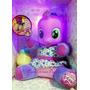 Mi Pequeño Pony Bebe, Con Luz, Sonido Y Accesorios - 20cm