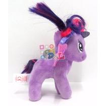 Peluche My Little Pony Twilight Sparkle Original Pequeño Pon