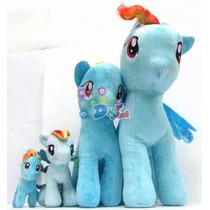 Peluches Mi Pequeño Pony Enormes 40 Cm Original Hasbro Mirá