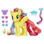 My Little Pony Flutershy Cutie Mark Magic Mechones A La Moda