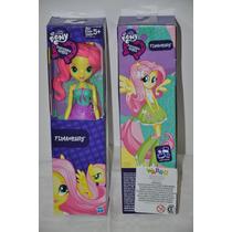 My Little Pony Equistria Girls Fluttershy Originales