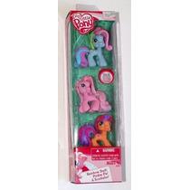 My Little Pony Rainbow Dash Pinkie Pie Y Scootaloo Hasbro 24