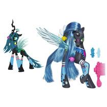 My Little Pony - Reina Chrysalis 23cm - Luz, Música, Habla!