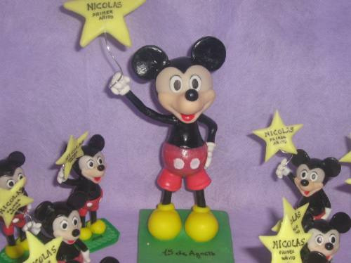 Mickey O Minnie Souvenirs Y Adornos Torta - $ 17,99 en MercadoLibre