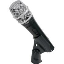 Microfono Shure Pg57 Xlr Para Instrumentos Disquerias Lef