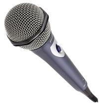 Microfono Philips Profesional Ideal Karaoke Cable De 3mts