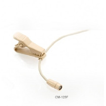 Jts Cm 125f Microfono Corbatero Omnidireccional Mini Xlr