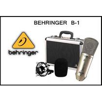 Micrófono Profesional Behringer B-1 Condenser Audiomasmusica
