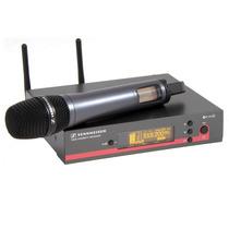 Sennheiser Ew145 G3 Microfono Inalambrico Uhf De Mano 845 !