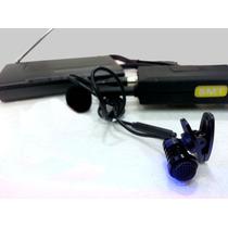 Microfono Inalambrico Corbatero Uhf Dumont Af80c
