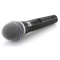 Microfono Vocal Dinamico Jts Tx-8 Cardioide