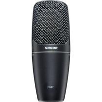 Shure Pg27 Microfono Condenser Para Grabacion Multiproposito