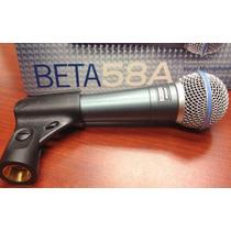 Shure Beta 58a Microfono Premium Dinamico - Mexico