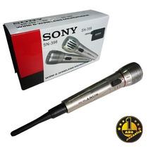 Micrófono Inalámbrico Sony | Incluye Cable Prof. 1 Año Gtia