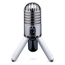 Samson Mtr - Microfono Usb Meteor, Vintage, Tripode Incluido