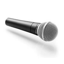 Microfono Mano Shure Sm58 Original Dinamico Gtía Oficial