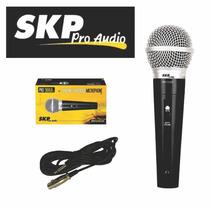 Microfono Skp Pro 58 C/ Cable Vocal Voz Karaoke Tipo Shure !