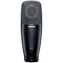 Microfono Shure Pg27 Original Condenser Instr Voz Grabacion