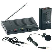 Microfono Inalambrico Corbatero Skp Vhf 755 Zona Centro