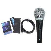Microfono Shure Pg-48 Qtr/xlr Cardioide C/ Cable Envios