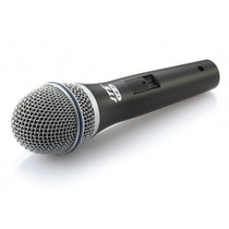 Microfono Vocal Dinamico Profesional Jts Tx-8