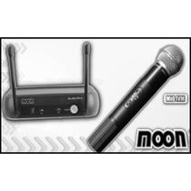 Microfono Inalambrico De Mano Moon Mi01vm