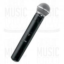 Transmisor Inalambrico Pgx2/sm58-lb-l5 Vocal Sm58 De Mano