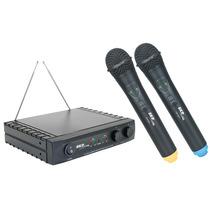 Microfono Inalambrico Doble De Mano Vhf 2671