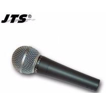 Microfono Jts Pdm 3 Tipo Sm58 Excelente Calidad
