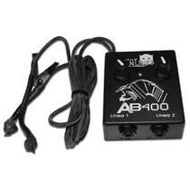Microfono P/ Bandoneon Cat Blues Ab400 2 Mics 2 Salidas