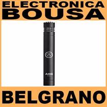Micrófono Profesional Akg P170 Condenser Lápiz Instrumental