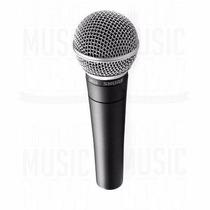 Shure Micrófono Dinámico Para Voces Sm58 Lc Oferta