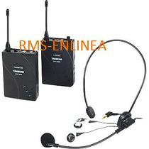Microfono Y Auricular Inalambrico - Takstar - Uhf-938