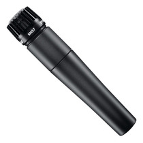 Micrófono Shure Sm57 Profesional Original + Garantia + Envio