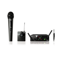 Akg Wms40mini Dual Mix Microfono Inalambrico Doble Mano/inst
