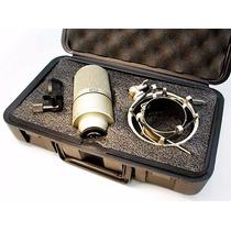 Pack Micrófonos Condenser Para Estudio Mxl 990 En Floresta
