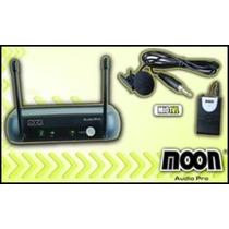 Microfono Inalambrico Corbatero Moon Mi01vl