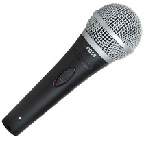 Shure Pg58 Xlr Microfono Dinamico Voces Original - 1080 Av -