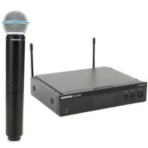 Sistema De Micrófono Inalámbrico Shure - De Mano - Beta58