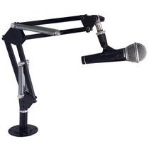 Brazo Soporte Reforzado Para Microfono